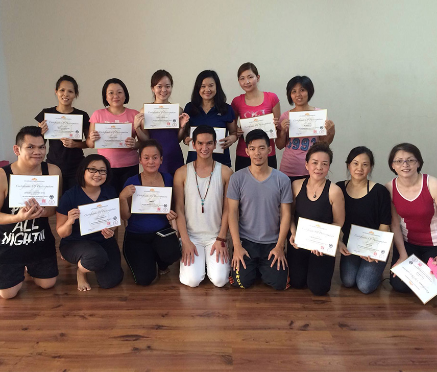 Workshop, Yoga Region, Kuching | Yin Mindfulness Immersion